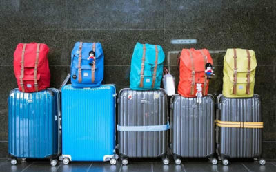 Carry-On Luggage Size Chart For 146 Airlines