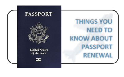 Everything You Need To Know About US Passport Renewal