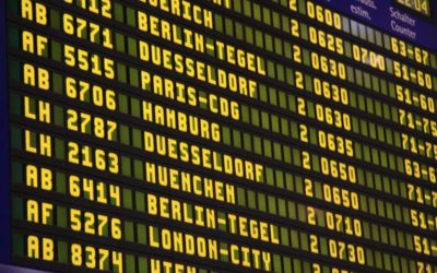 Why are so many flights delayed today?